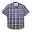 Dockers Dockers Men's Short Sleeve Button Down Comfort Flex Shirt Bowens Maritime Blue Plaid 547080422