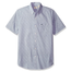 Dockers Dockers Men's Short Sleeve Button-Down Comfort Flex Shirt Montecito Blue Print