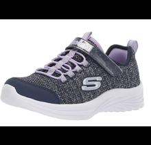 Skechers Girl's Dreamy Dancer Sneaker Navy/Lavender 81516L NVLV