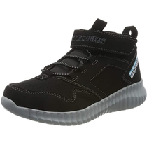 Skechers Kids Boys' Elite Flex-HYDROX Sneaker, Black 97895L