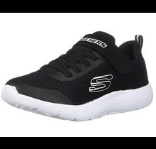 Skechers Big Kids Dyna-Lite Black/White 98120L