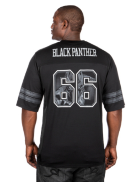 Dallas Cowboys x Marvel Limited Edition Jersey Black Panther