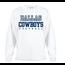 Dallas Cowboys Men's Practice Long Sleeve Tee