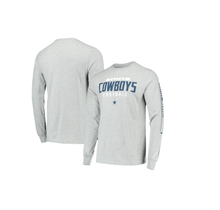 Dallas Cowboys Long Sleeve Shirt Ansel