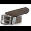 Wrangler Wrangler Men's Reversible Jean Black/Brown Belt RWB6310
