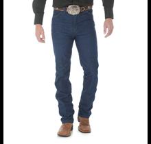 Wrangler Men's Cowboy Cut Slim Fit Denim Jean 936DEN, Rigid Indigo