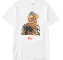 Levi's Star Wars Chewbacca Tee White 22491-0694