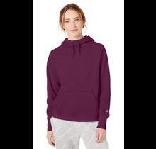 Champion Women's Powerblend Hoodie, Venetian Purple