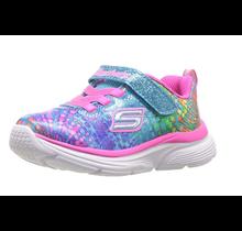 Skechers Girl's Wavy Lites Sneaker 81385N Multi