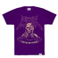 Ethik Worldwide Grim Tee, Purple