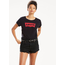 Levi Strauss & Co. Levis Women THE PERFECT TEE CORE HOUSEMARK BLACK