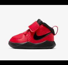 Nike Team Hustle  D 9 (TD) University Red/ Black-White