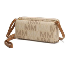 Mia Farrow Collection Wallet Cross Body MU6416 -  Beige