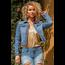 YMI Jeans YMI Juniors Classic Fit Denim Jacket - Light Blue