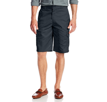 "Dickies Men's 11"" Regular Fit Stretch Twill Cargo Short WR556DN"