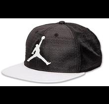 Nike Boy's Jordan 23 All Over Cap Black/White | 9A1419-210