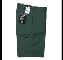 "Dickies 13"" Loose Fit Multi-Pocket Work Shorts | Hunter Green"