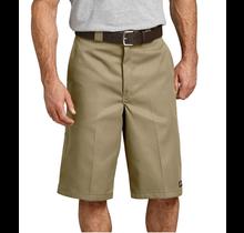 "Dickies 13"" Loose Fit Multi-Pocket Work Shorts | Khaki"