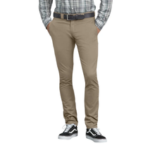 Dickies Twill Work Pant Skinny Fit Straight Leg | Desert Khaki