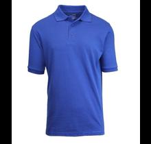 Galaxy Unisex School Uniform Polo | Royal Blue