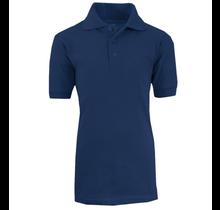 Galaxy  Unisex School Uniform Polo | Navy Blue