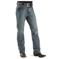 Wrangler Men's Silver Edition Slim Fit Jeans | Vintage Midnight