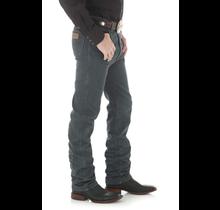 Wrangler Men's Cowboy Cut Slim Fit Denim Jean 936GRY, Gray