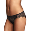 Maidenform Maidenform® Comfort Devotion® Lace Back Tanga 40159 W7Y| Black/Gold