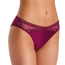 Maidenform Maidenform® Comfort Devotion® Lace Back Tanga | Galactic Red