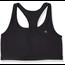 CHAMPION Champion Women's Plus-Size Vented Compression Sports Bra QB6632 001   Black
