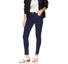 Southpole Women's Basic Straight Pant | Navy Blue