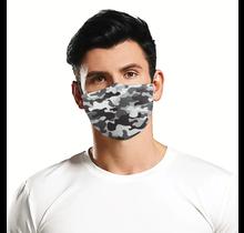Face Mask | Winter Camo