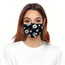 ePretty Face Mask | Black Floral Print
