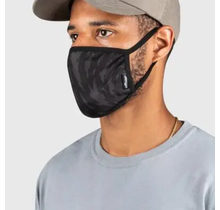 The Official Brand Face Mask Danamo Black