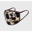 The Official Brand The Official Brand Face Mask Brown Camo