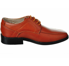 Joseph Allen Oxford Dress Shoes JA80335 | Tan