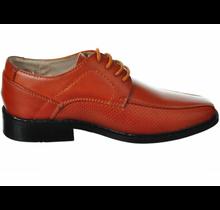 Joseph Allen Oxford Dress Shoes JA80335 | Tan