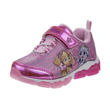 Girls' Paw Patrol Lighted Sneakers | Fuschia