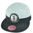 NBA Mitchell & Ness G108 Brooklyn Nets Fitted Cap | black/grey