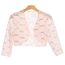 EVA USA EVA USA Lace Sequins Cardigan 3278 | Blush