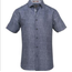 St. Patrick Microfiber Dress Shirt MSL29A | Navy