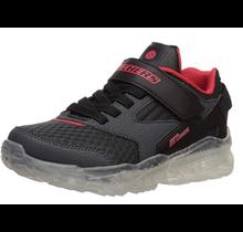 Skechers Kids Boys' Arctic TRON ZOLLOW Sneaker 90661 |  Charcoal/Black