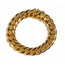 Golden Gilt Golden Gilt 14mm Cuban Link Bracelet 18K Plated  9""
