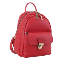 MKF Collection Hayle Mini Backpack by Mia K. | Red
