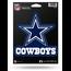 Rico Industries Dallas Cowboys Medium Die Cut Decal Sticker