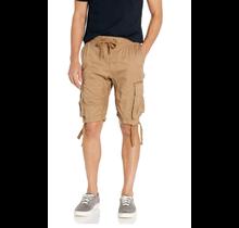 Southpole Mens Cargo Jogger Shorts 9001-3366 | Wheat
