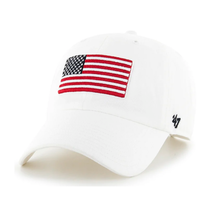 Operation Hat Trick OHT USA 47 Clean Up | White
