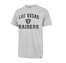Las Vegas Raiders Men's Union Arch Franklin Tee