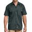 Dickies Dickies Short Sleeve Twill Work Shirt Original Fit 1574GH, Hunter Green