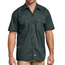 Dickies Dickies Short Sleeve Twill Work Shirt Original Fit 1574OG, Olive Green